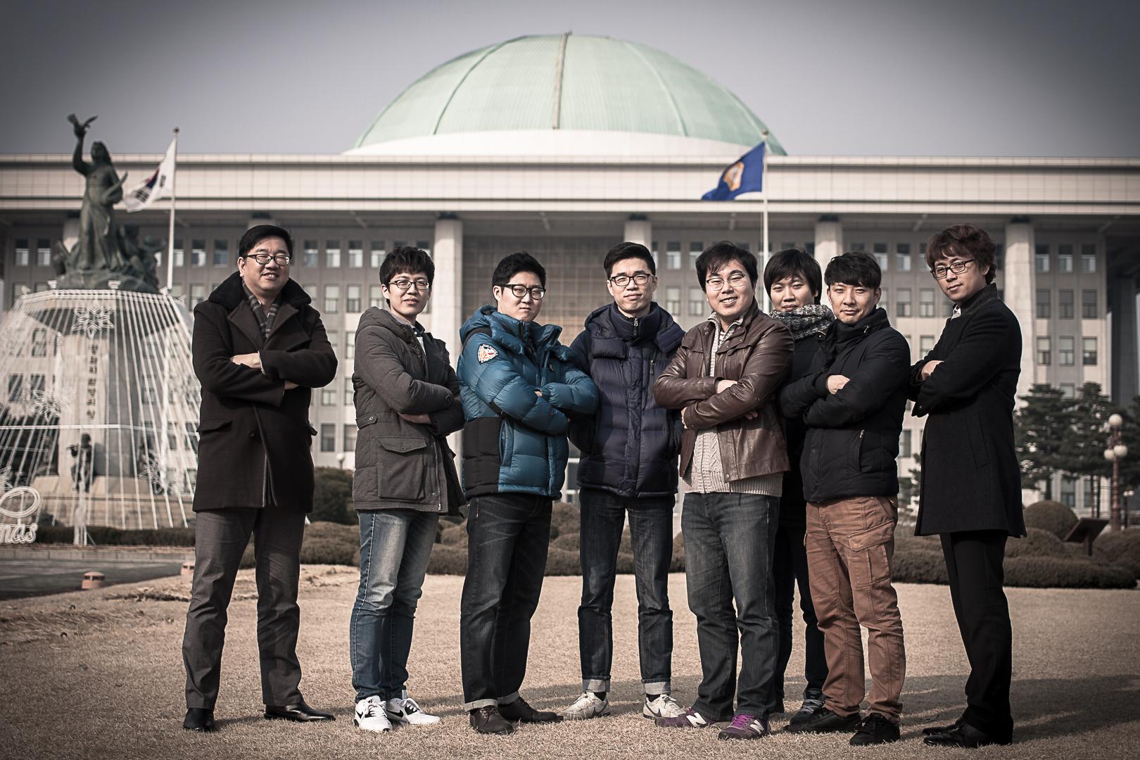 프로젝트팀 사진